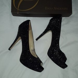 ENZO ANGIOLINI SHOES SZ 7 1/2